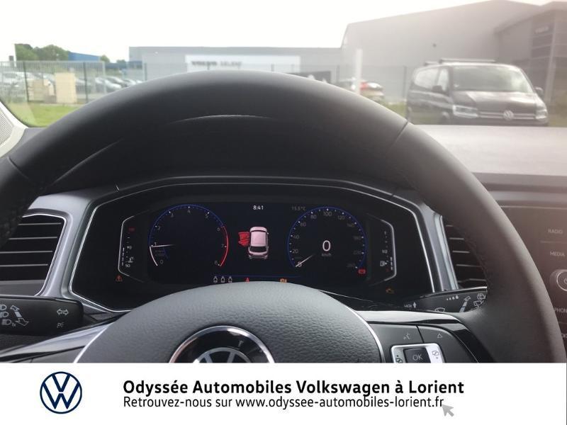 Volkswagen T-Roc 1.0 TSI 110ch Active Noir occasion à Lanester - photo n°9