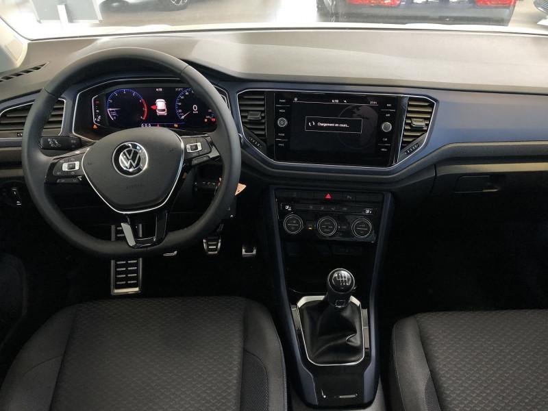 Volkswagen T-Roc 1.0 TSI 110CH UNITED Noir occasion à Mérignac - photo n°8