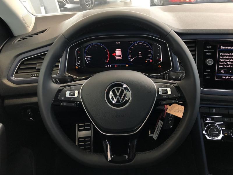 Volkswagen T-Roc 1.0 TSI 110CH UNITED Noir occasion à Mérignac - photo n°9