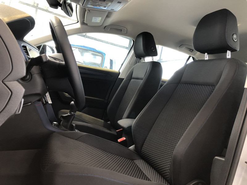 Volkswagen T-Roc 1.0 TSI 110CH UNITED Noir occasion à Mérignac - photo n°6