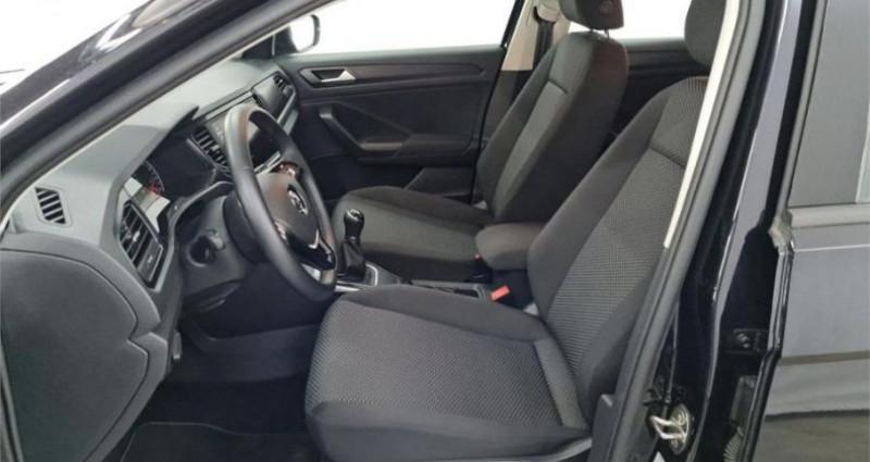 Volkswagen T-Roc 1.0 TSI 115 LOUNGE Noir occasion à CHANAS - photo n°4