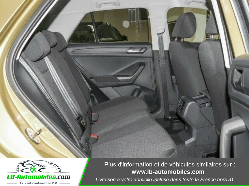 Volkswagen T-Roc 1.0 TSI 115 Jaune occasion à Beaupuy - photo n°6