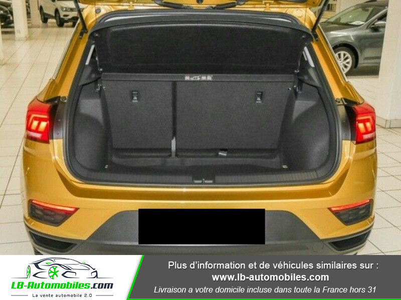Volkswagen T-Roc 1.0 TSI 115 Jaune occasion à Beaupuy - photo n°7