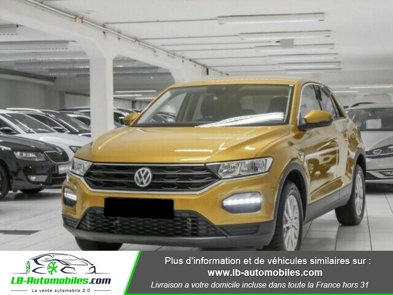 Volkswagen T-Roc 1.0 TSI 115 Jaune occasion à Beaupuy