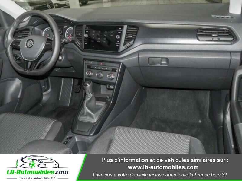 Volkswagen T-Roc 1.0 TSI 115 Jaune occasion à Beaupuy - photo n°2
