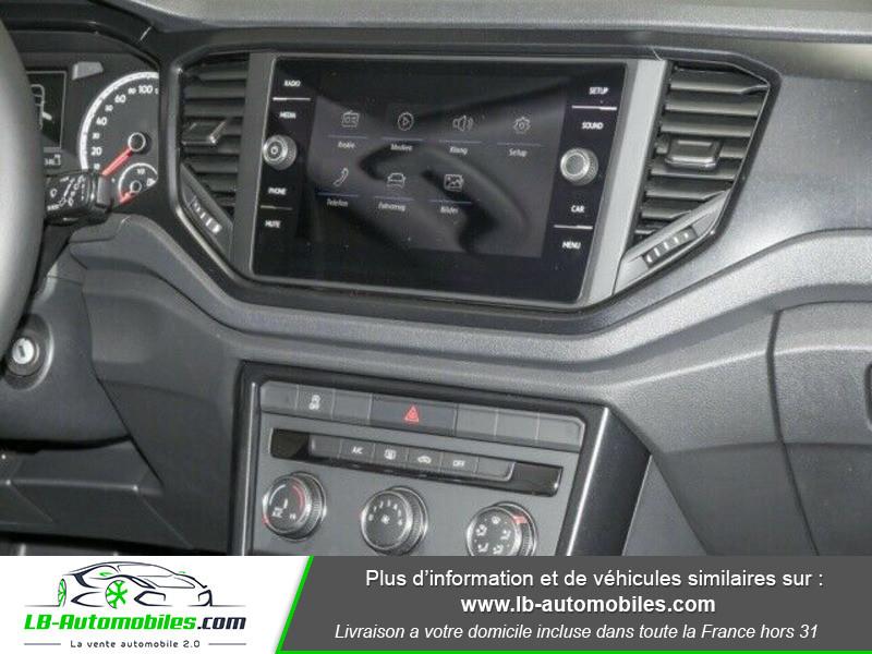 Volkswagen T-Roc 1.0 TSI 115 Jaune occasion à Beaupuy - photo n°5
