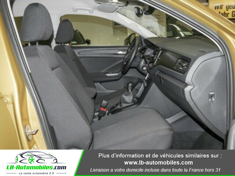 Volkswagen T-Roc 1.0 TSI 115 Jaune occasion à Beaupuy - photo n°4