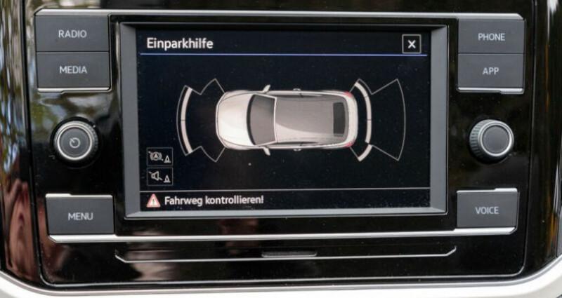 Volkswagen T-Roc 1.0 TSI 115ch IQ.Drive Euro6d-T Noir occasion à Boulogne-Billancourt - photo n°5