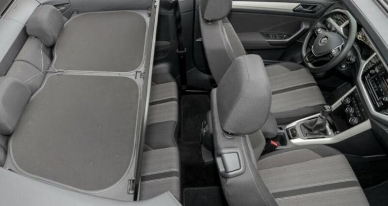 Volkswagen T-Roc 1.0 TSI 115ch IQ.Drive Euro6d-T Noir occasion à Boulogne-Billancourt - photo n°6