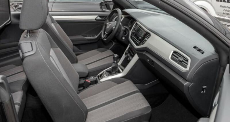 Volkswagen T-Roc 1.0 TSI 115ch IQ.Drive Euro6d-T Noir occasion à Boulogne-Billancourt - photo n°3