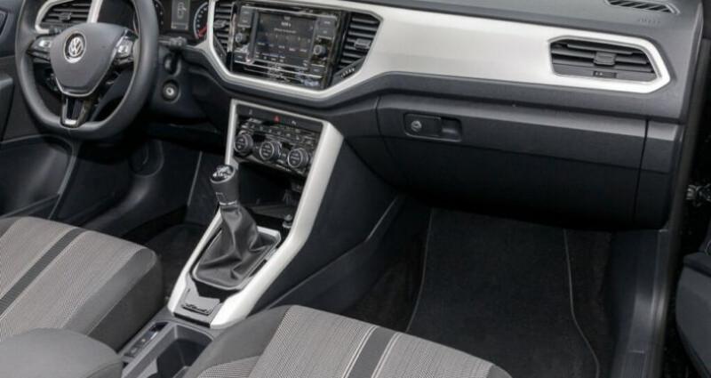 Volkswagen T-Roc 1.0 TSI 115ch IQ.Drive Euro6d-T Noir occasion à Boulogne-Billancourt - photo n°4