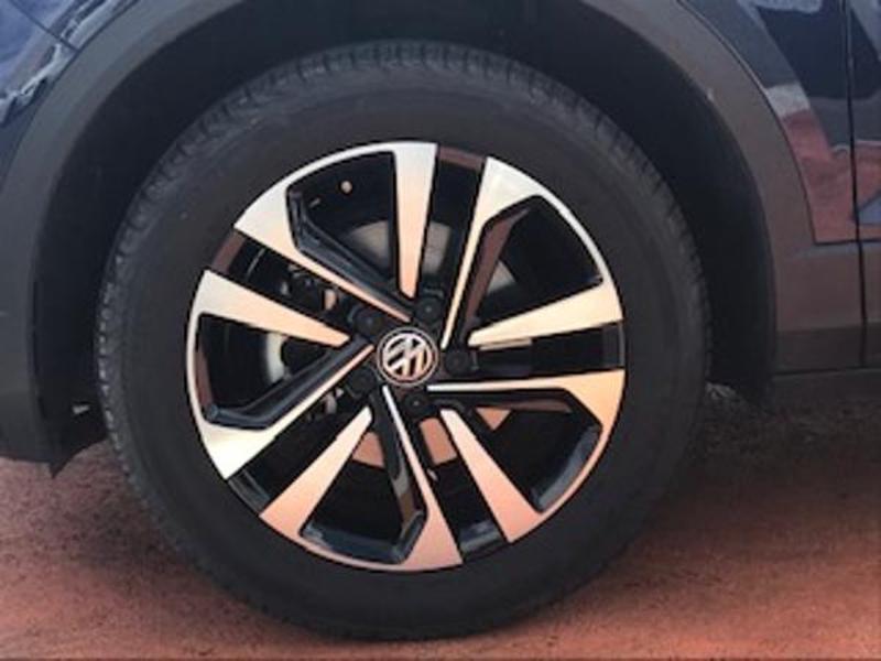 Volkswagen T-Roc 1.0 TSI 115ch IQ.Drive Euro6d-T Bleu occasion à LESCAR - photo n°5