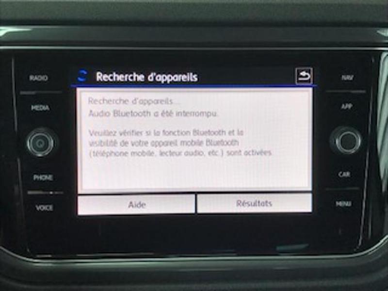 Volkswagen T-Roc 1.0 TSI 115ch IQ.Drive Euro6d-T Bleu occasion à LESCAR - photo n°7