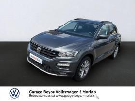 Volkswagen T-Roc occasion à Morlaix