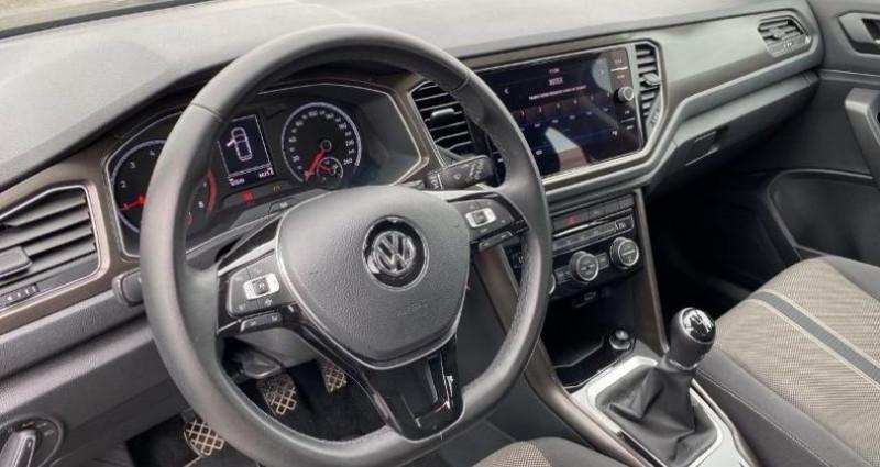 Volkswagen T-Roc 1.0 TSI 115ch Lounge Gris occasion à La Rochelle - photo n°6
