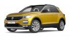 Volkswagen T-Roc 1.5 tsi 150cv dsg7 lounge surequipe Jaune à Ganges 34