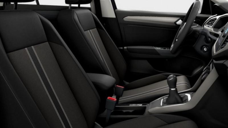 Volkswagen T-Roc 1.5 tsi 150cv dsg7 lounge surequipe Noir occasion à Ganges - photo n°2