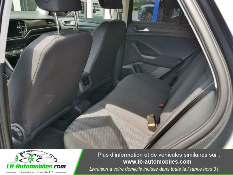 Volkswagen T-Roc 1.5 TSI DSG 150 CH Gris occasion à Beaupuy - photo n°4