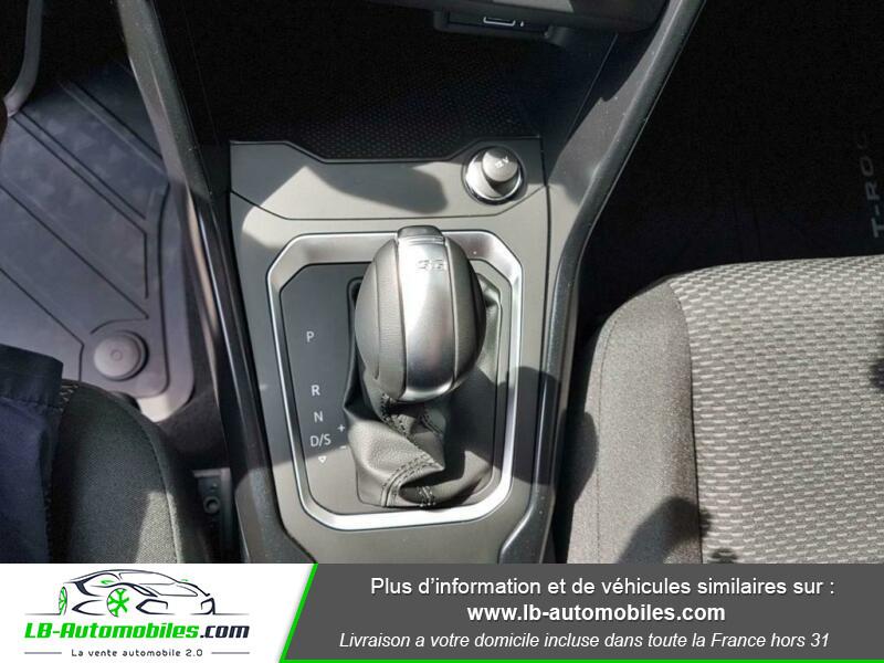Volkswagen T-Roc 1.5 TSI DSG 150 CH Gris occasion à Beaupuy - photo n°5