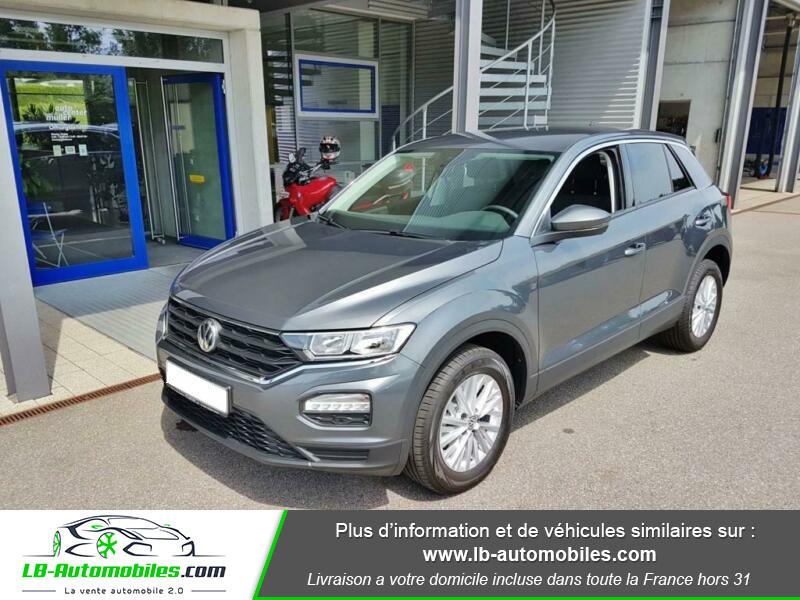 Volkswagen T-Roc 1.5 TSI DSG 150 CH Gris occasion à Beaupuy