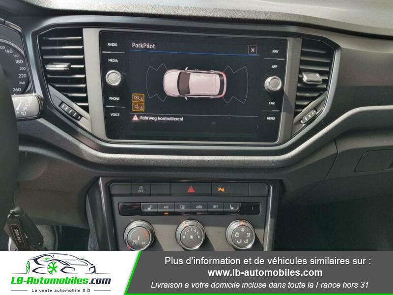 Volkswagen T-Roc 1.5 TSI DSG 150 CH Gris occasion à Beaupuy - photo n°6