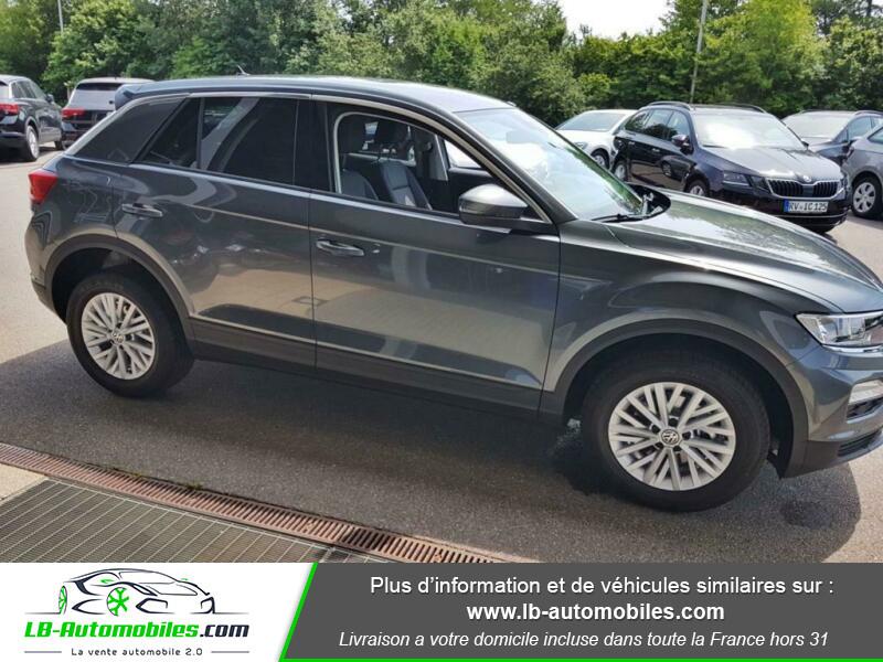 Volkswagen T-Roc 1.5 TSI DSG 150 CH Gris occasion à Beaupuy - photo n°7