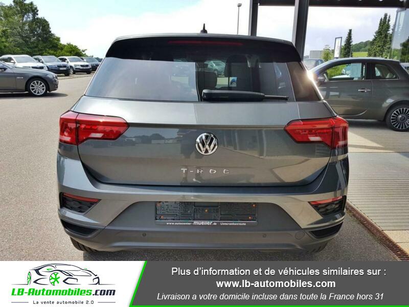 Volkswagen T-Roc 1.5 TSI DSG 150 CH Gris occasion à Beaupuy - photo n°8