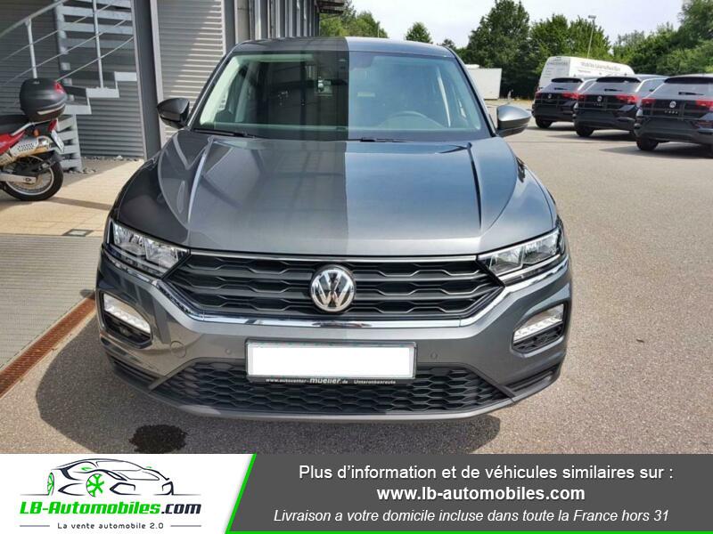 Volkswagen T-Roc 1.5 TSI DSG 150 CH Gris occasion à Beaupuy - photo n°10