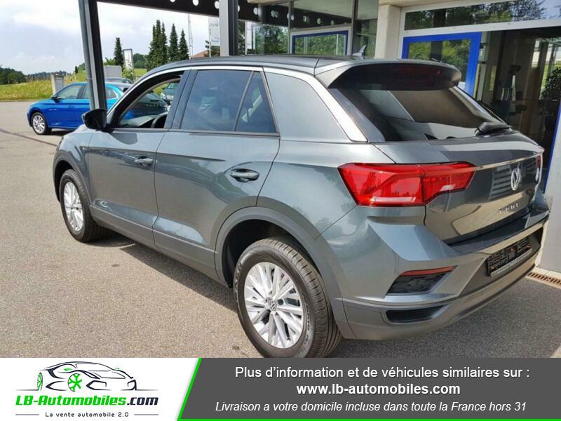 Volkswagen T-Roc 1.5 TSI DSG 150 CH Gris occasion à Beaupuy - photo n°3