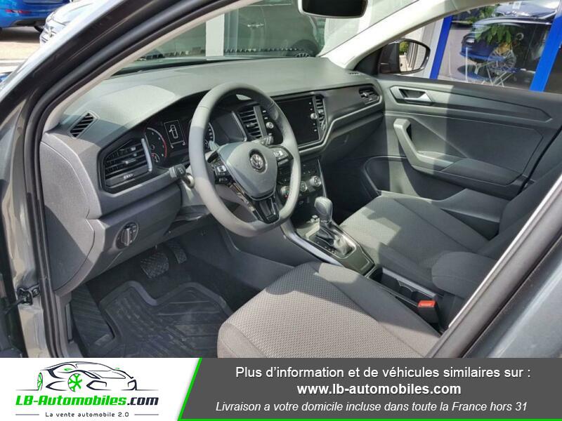 Volkswagen T-Roc 1.5 TSI DSG 150 CH Gris occasion à Beaupuy - photo n°2