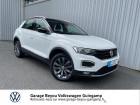 Volkswagen T-Roc 1.5 TSI EVO 150ch Carat Euro6d-T Blanc à Saint Agathon 22