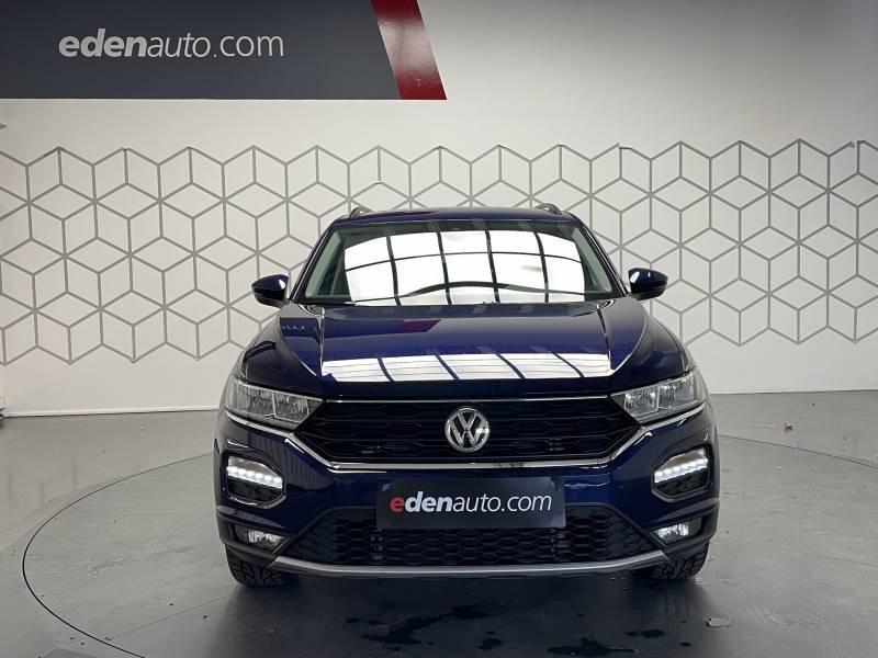 Volkswagen T-Roc 1.6 TDI 115 Start/Stop BVM6 Lounge  occasion à TARBES - photo n°2
