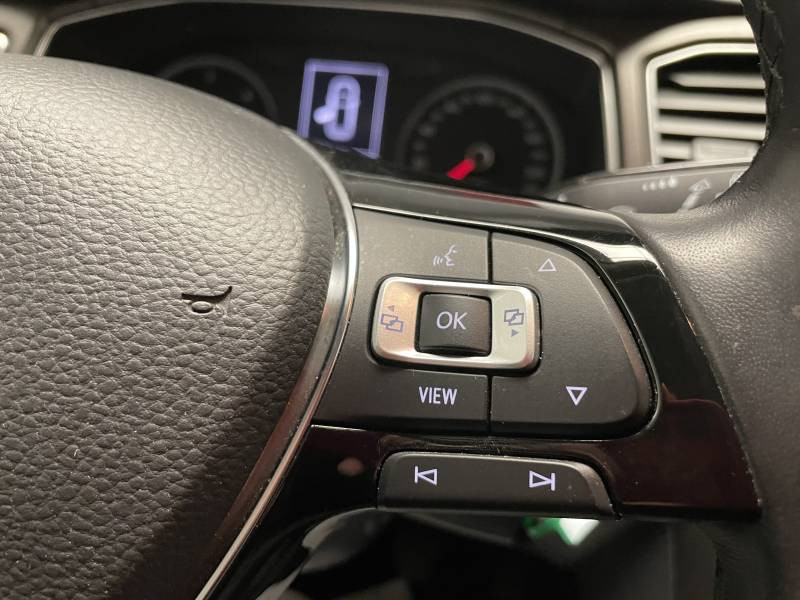 Volkswagen T-Roc 1.6 TDI 115 Start/Stop BVM6 Lounge  occasion à TARBES - photo n°12