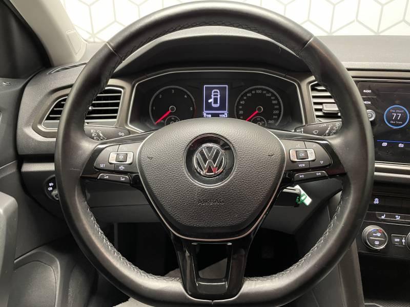 Volkswagen T-Roc 1.6 TDI 115 Start/Stop BVM6 Lounge  occasion à TARBES - photo n°10