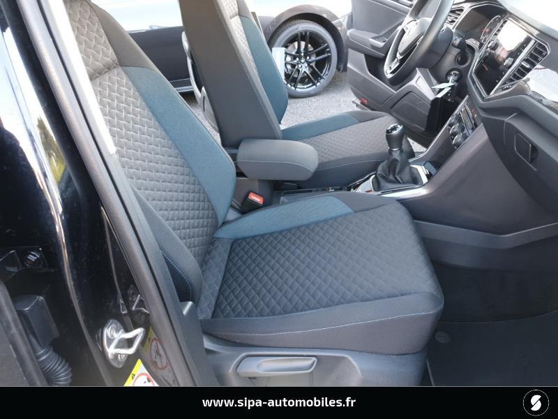 Volkswagen T-Roc 1.6 TDI 115ch IQ.Drive Euro6d-T Noir occasion à Mérignac - photo n°13
