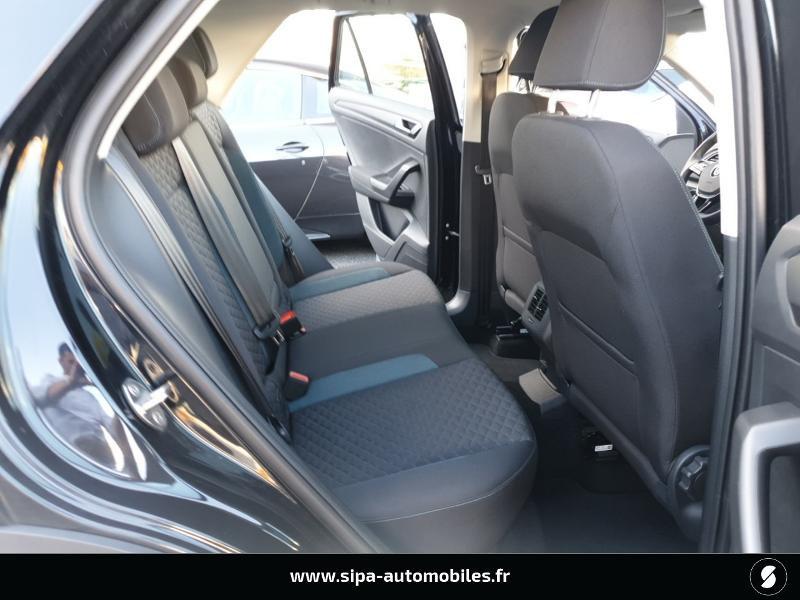 Volkswagen T-Roc 1.6 TDI 115ch IQ.Drive Euro6d-T Noir occasion à Mérignac - photo n°10