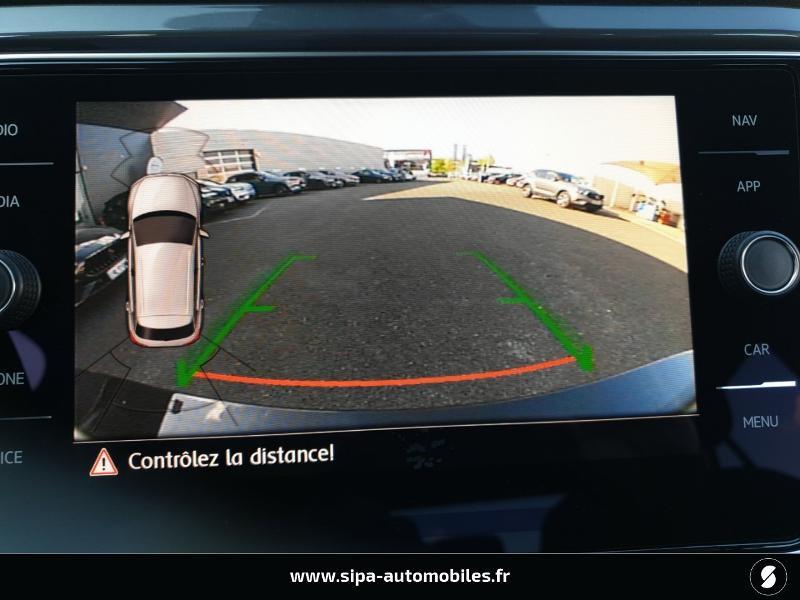 Volkswagen T-Roc 1.6 TDI 115ch IQ.Drive Euro6d-T Noir occasion à Mérignac - photo n°5