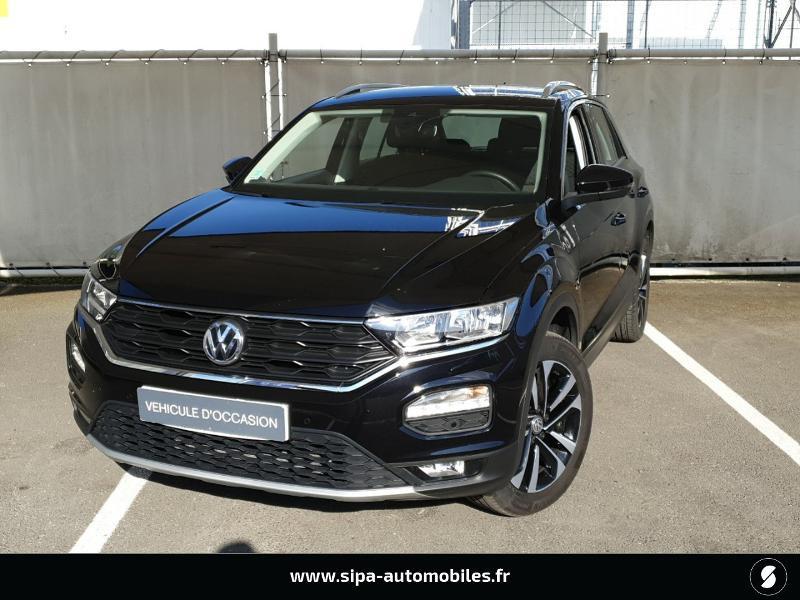 Volkswagen T-Roc 1.6 TDI 115ch IQ.Drive Euro6d-T Noir occasion à Mérignac