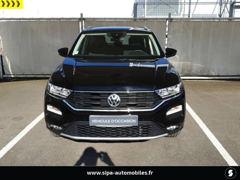 Volkswagen T-Roc 1.6 TDI 115ch IQ.Drive Euro6d-T Noir occasion à Mérignac - photo n°8