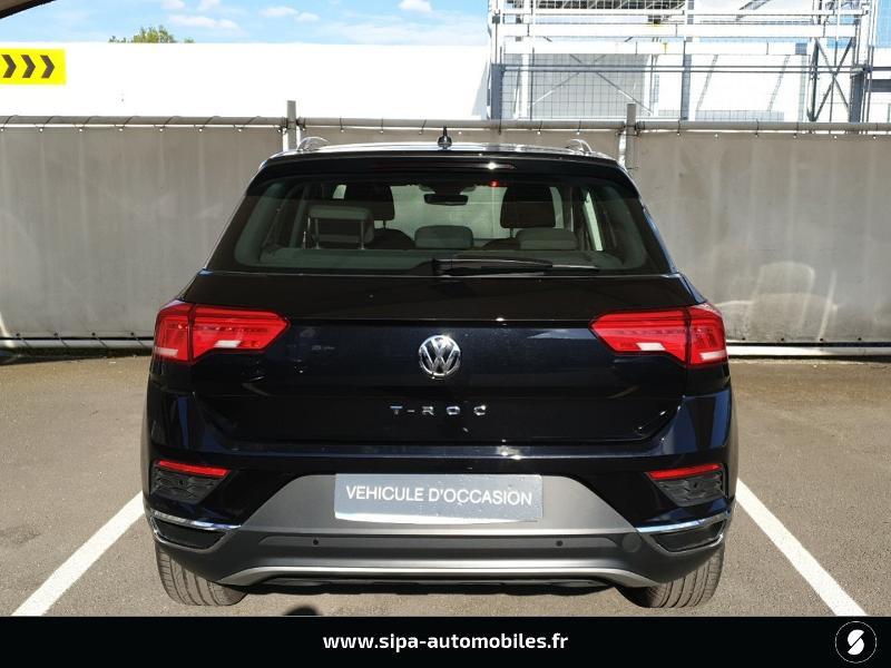 Volkswagen T-Roc 1.6 TDI 115ch IQ.Drive Euro6d-T Noir occasion à Mérignac - photo n°9