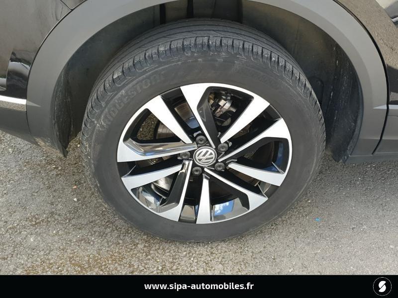Volkswagen T-Roc 1.6 TDI 115ch IQ.Drive Euro6d-T Noir occasion à Mérignac - photo n°7