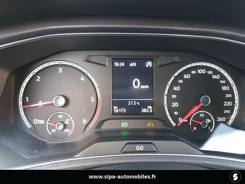 Volkswagen T-Roc 1.6 TDI 115ch IQ.Drive Euro6d-T Noir occasion à Mérignac - photo n°18