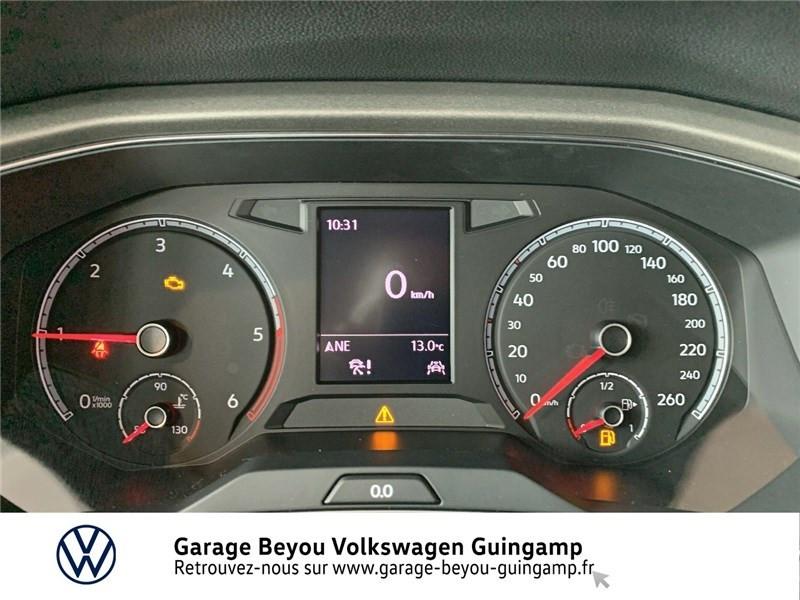 Volkswagen T-Roc 2.0 TDI 115 START/STOP BVM6 Blanc occasion à Saint Agathon - photo n°9