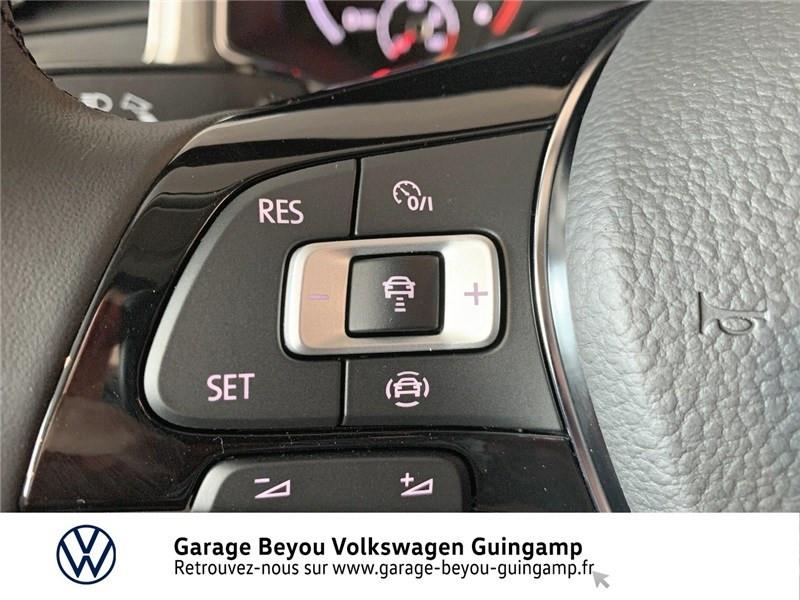 Volkswagen T-Roc 2.0 TDI 115 START/STOP BVM6 Blanc occasion à Saint Agathon - photo n°16