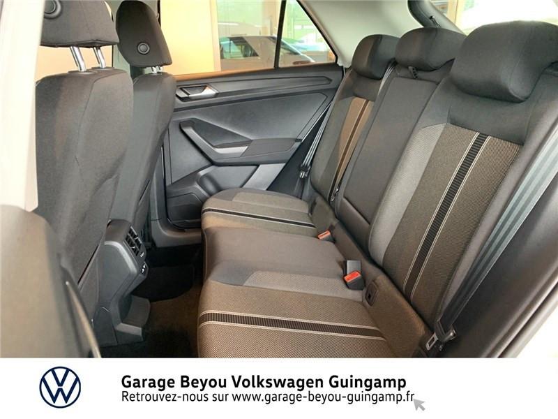 Volkswagen T-Roc 2.0 TDI 115 START/STOP BVM6 Blanc occasion à Saint Agathon - photo n°11