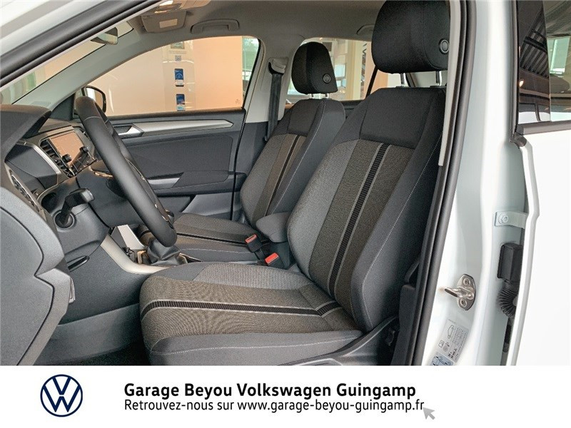 Volkswagen T-Roc 2.0 TDI 115 START/STOP BVM6 Blanc occasion à Saint Agathon - photo n°17