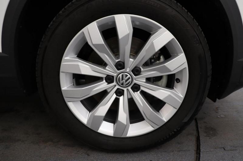 Volkswagen T-Roc 2.0 TDI 150 Start/Stop DSG7 Carat Blanc occasion à Toulouse - photo n°9