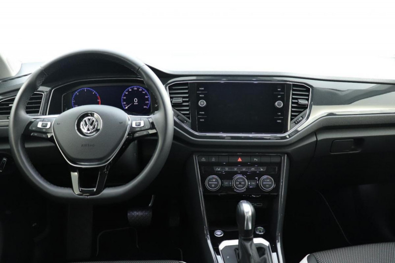 Volkswagen T-Roc 2.0 TDI 150 Start/Stop DSG7 Carat Blanc occasion à Toulouse - photo n°4