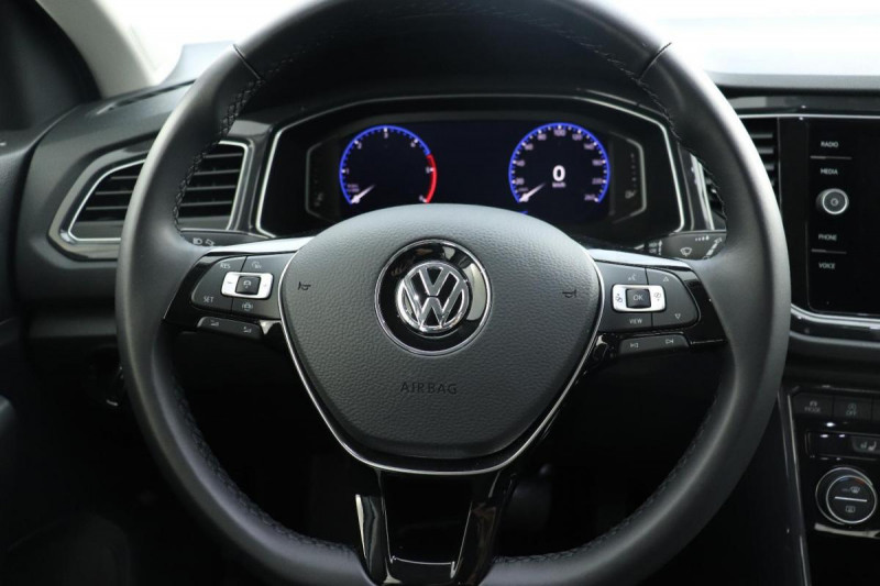 Volkswagen T-Roc 2.0 TDI 150 Start/Stop DSG7 Carat Blanc occasion à Toulouse - photo n°10