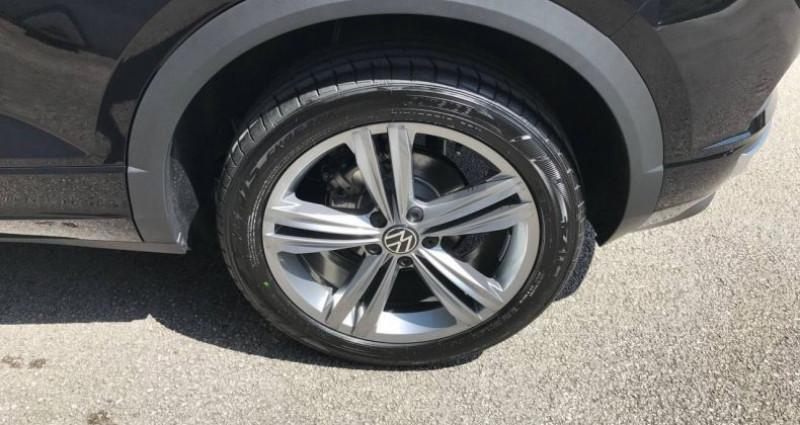 Volkswagen T-Roc 2.0 TDI 150 Start/Stop DSG7 R-Line Noir occasion à Lons Le Saunier - photo n°4